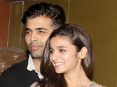 Alia Bhatt prefers mentor Karan Johar over dad for advice