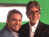 Amitabh Bachchan thanks Kapil Sharma for 'incredible' KBC shoot