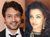 Irrfan Khan to play key role in Aishwarya Rai's comeback movie Jazbaa