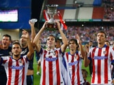 Atletico stun Real Madrid to clinch Spanish Super Cup after 29 years