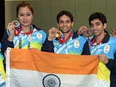 Final list of Indian medal winners at the Commonwealth Games