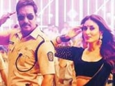 Watch: Yo Yo Honey Singh's 'aata majhi satakli' in Singham Returns
