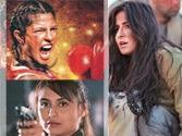Diva dangerous: B-Town beauties Priyanka, Katrina, Rani take to action in style!