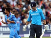 India defeat England by 6 wickets in 3rd ODI at Nottingham