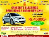 Renault, Maruti, Ford, Hyundai and others look to entice Indian customers this festive season