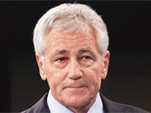 US Defence Secretary Chuck Hagel to arrive in India today