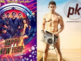 Aamir's new PK poster to release on Aug 15 with SRK's Happy New Year trailer