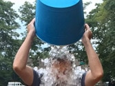 Ice Bucket Challenge to Money Tub Challenge: Charlie Sheen
