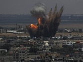 Palestine says Gaza truce extended for five days