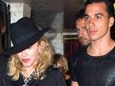 Madonna splits from boyfriend Timor Steffens
