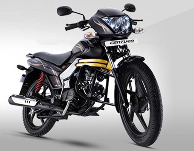 Mahindra Centuro Rockstar Launched In Commuter Segment Auto News
