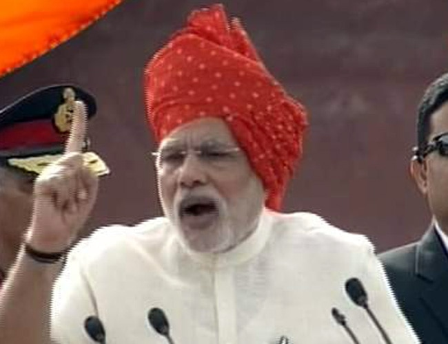 Modi's first Independence Day speech: Full text - India News