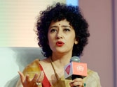 Manisha Koirala takes the stage at India Today Woman Summit 2014