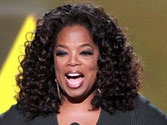 The ice bucket challenge goes on: Oprah Winfrey completes it