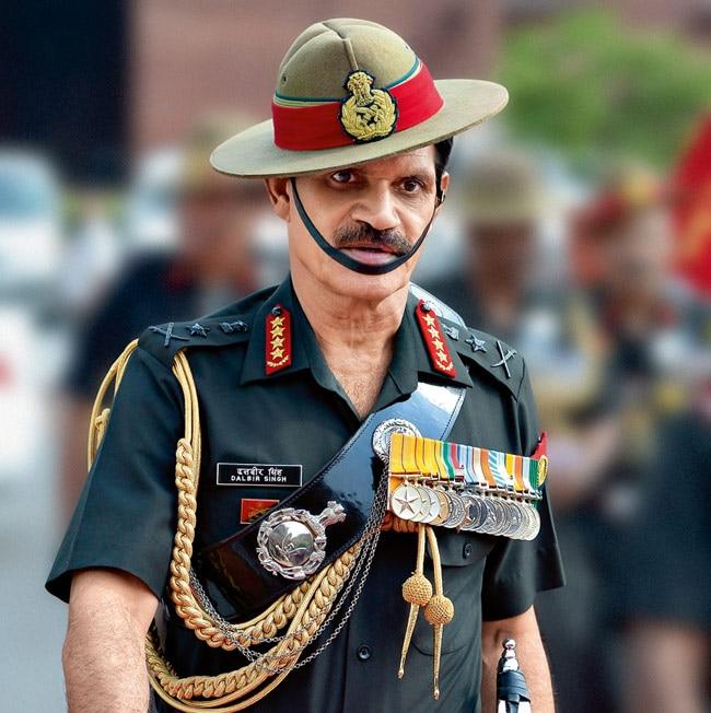 General Dalbir Singh