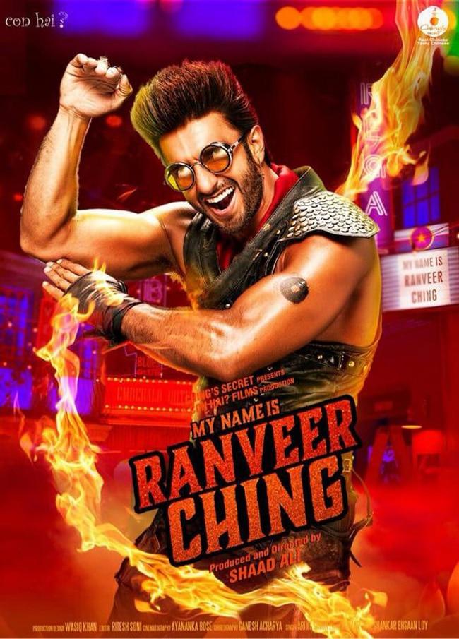Behind the Manchow rap: Watch how Ranveer Singh became Ranveer Ching