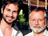 Shahid's work in Haider impresses dad Pankaj Kapur
