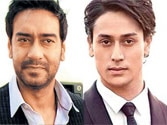 Tiger Shroff rejects film with Ajay Devgn?