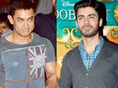 Aamir Khan is energetic and enthusiastic person: Fawad Khan