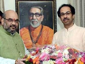 Amit Shah to take call on BJP-Shiv Sena alliance