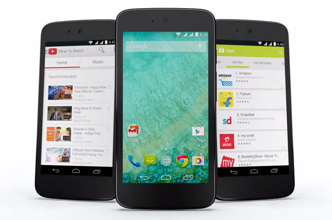 Round 2 in Android One war: New phones may hit market by ...