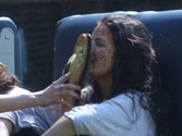 Bigg Boss 8: Gautam abuses Karishma, apologises during task