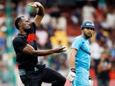 Usain Bolt's 19-ball 45 sinks Yuvraj & co in friendly cricket tie