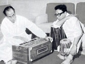 Snatches of a hit melody in The Musical World of SD Burman