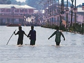 Lessons to be learnt from J-K floods, says Rajiv Kumar