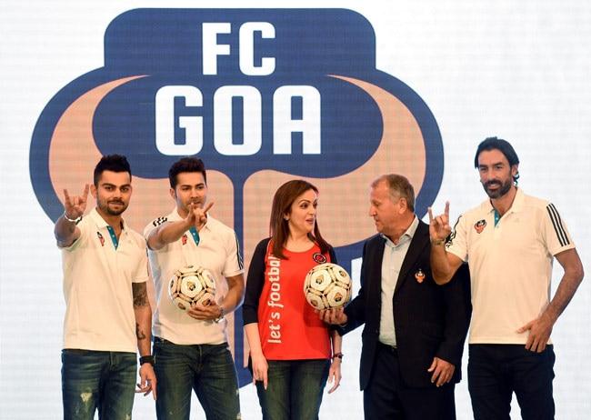 FC Goa launch