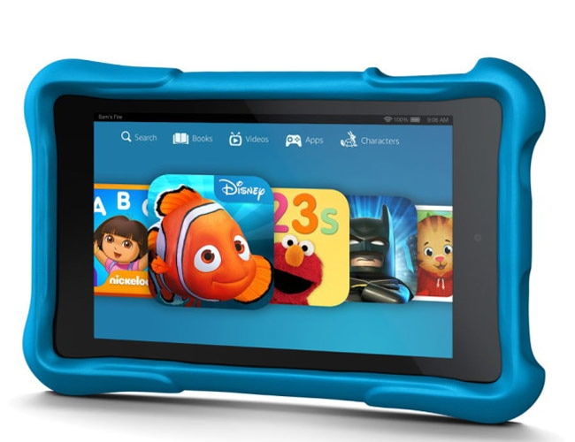 Kindle launches Fire tablet for kids - Technology News