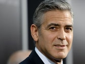 George Clooney to receive Golden Globes' Cecil B. DeMille award