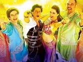 Watch: Indiawaale song from Happy New Year makes a grand entry