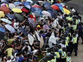 Taiwanese demand end to crackdown on Hong Kong pro-democracy protest