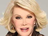 Joan Rivers stood up fearlessly for the funny