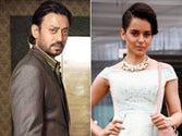 Irrfan Khan, Kangana Ranaut to star in Indo-French project Divine Lovers