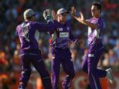 Hobart Hurricanes sink Northern Knights by 86 runs in CLT20