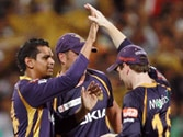 Kolkata Knight Riders beat Lahore Lions to stay unbeaten in CLT20