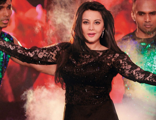 Minissha Lamba In Punjabi Movie