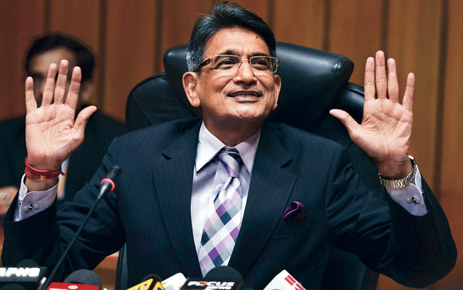 Chief Justice of India RM Lodha