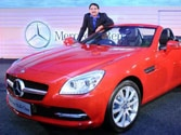 Sales of Mercedes Benz vehicles go up by 36 per cent from last year in Kerala