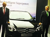 Mercedes-Benz India launches new E 350 CDI on Thursday at Rs 57.42 lakh