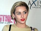 Miley Cyrus flaunts chicken and waffles print bikini