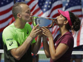 Sania Mirza, Bruno Soares clinch US Open mixed doubles title