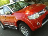 New Mitsubishi Pajero Sport limited edition rolled out at Rs 23.99 lakh
