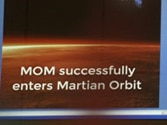 China lauds India's Mars mission as