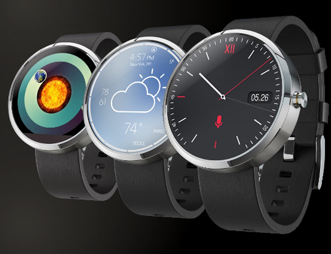 Motorola's Moto 360 wearable has officially been listed on Flipkart