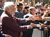 PM Narendra Modi arrives in US on a five-day visit