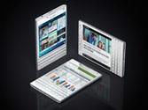 Blackberry launches 'square' Passport phone