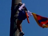 Free Tibet protests welcome Xi Jinping to Delhi